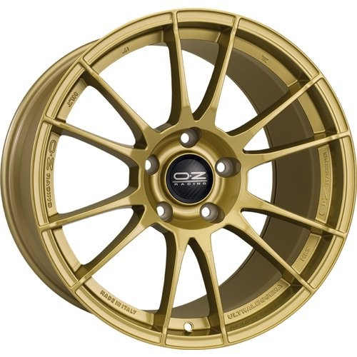 Ultraleggera HLT Race Gold