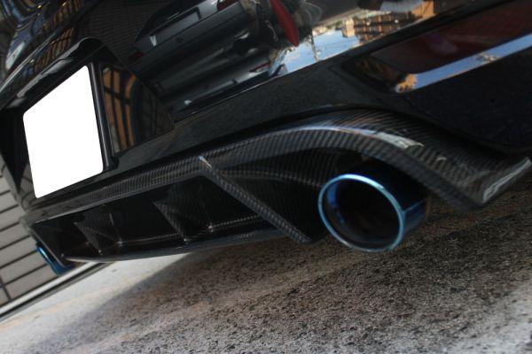 Rear Diffuser Carbon