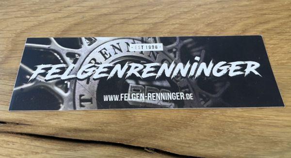 RENNINGER MOTORSPORT Sticker