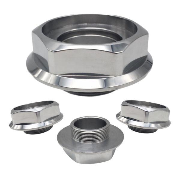 "Sechskant Aluminium RS | RM ""hoch"""