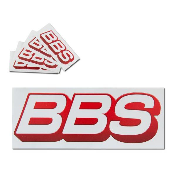 BBS Sticker 20x7cm