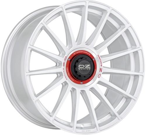 Superturismo Evoluzione WRC - Race White